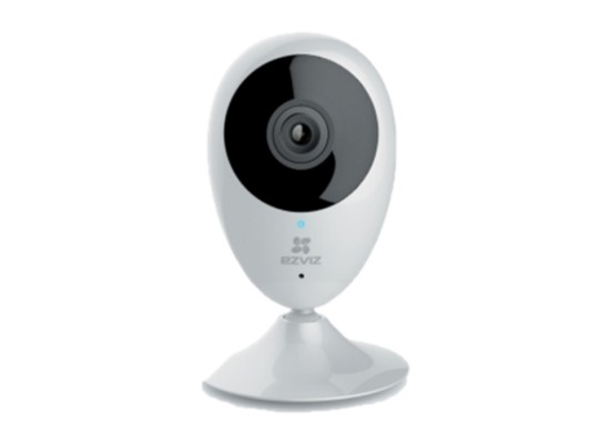 Ezviv Mini O Cube Wifi 1080P Wired Security Camera in Kuwait | Buy Online – Xcite