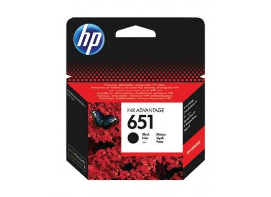 HP Ink 651 Black Ink
