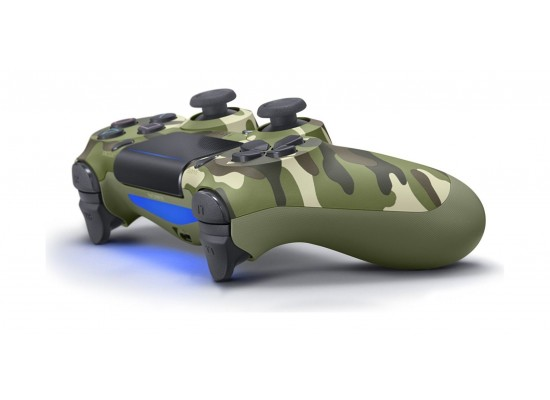 Sony PS4 Controller DualShock 4 Wireless – Green Camouflage View 2