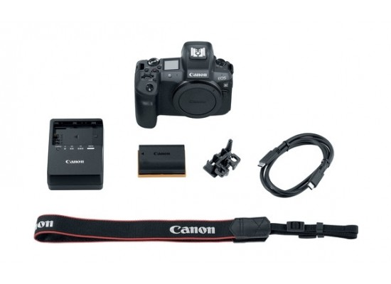 Canon EOS R Mirrorless Digital Camera + Mount Adapter EU26