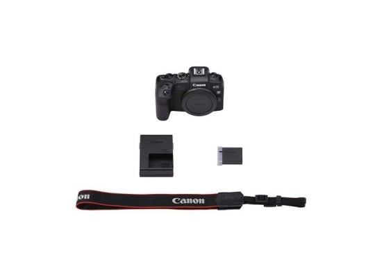 Canon EOS RP Mirrorless Digital Camera With Adapter (Body Only) - Black