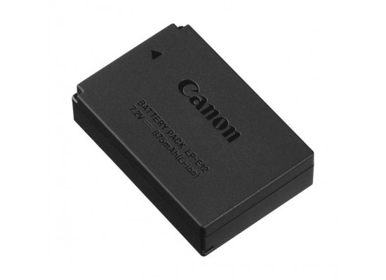 Canon LP-E12 Battery Pack for Canon EOS-M Camera