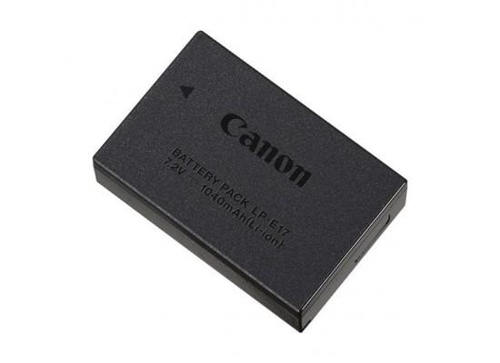 Canon Li-ion Replacement Battery (LP-E17)