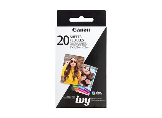 Canon ZINK Photo Paper Pack (20 Sheets)