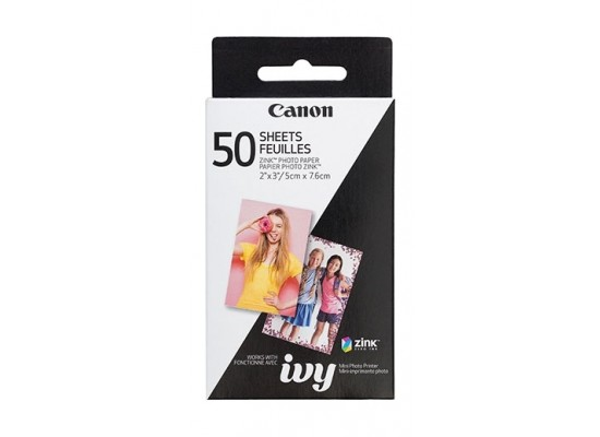 Canon ZINK Photo Paper Pack (50 Sheets)