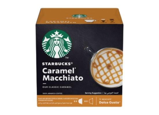 Starbucks By Dolce Gusto Caramel Macchiato - 12 Capsules
