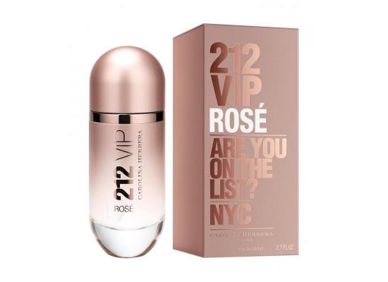 212 Vip Rose by Carolina Herrera for Women 80ml - Eau de Parfum