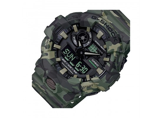 Casio G-Shock Analog Sport Watch (GA-700CM-3ADR)