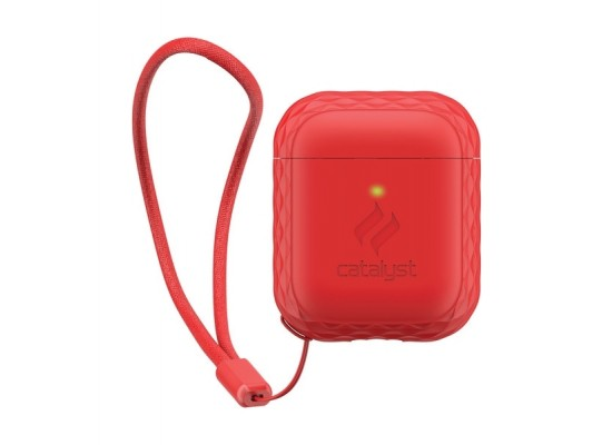 Catalyst Lanyard AirPods Case - Red