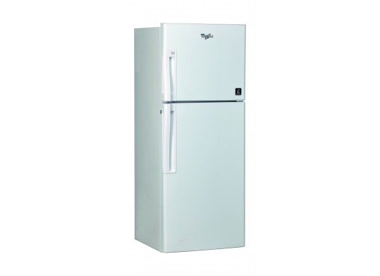 Whirlpool 9 Cft. Top Mount Refrigerator (WTM302RWH) - White