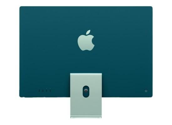 Apple iMac M1 Processor 8GB RAM 256 SSD 24-inch Touch ID 4.5K Retina Display All-In-One Desktop (2021) - Green