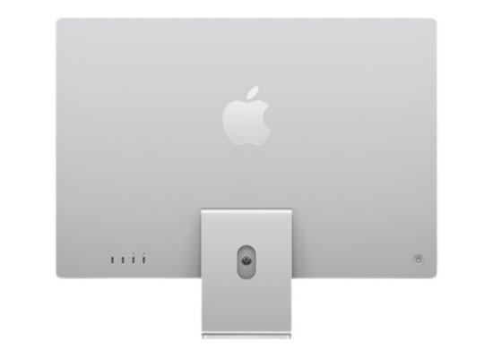 Apple iMac M1 Processor 8GB RAM 256 SSD 24-inch 4.5K Retina Display All-In-One Desktop (2021) - Silver