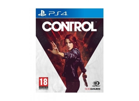 Control - Playstation 4 Game