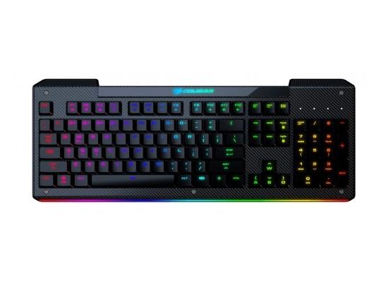 Cougar Aurora S RGB Wired Gaming Keyboard