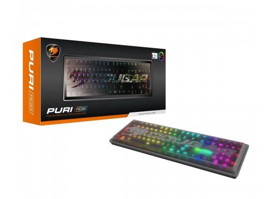 Cougar Puri RGB Mechanical Wired Gaming Keyboard