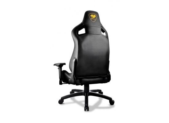 Courgar Armor S Royal Gaming Chair - Black