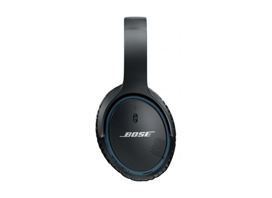 4567d5074d7 Bose Soundlink Wireless Around-Ear Bluetooth Headphones II - Black ...