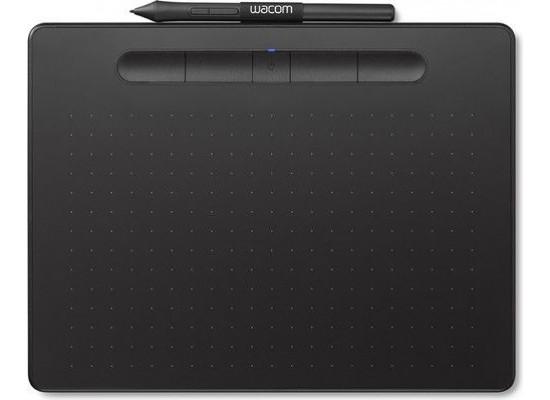 Wacom Intuos Bluetooth Creative Pen Tablet Medium (CTL-6100WLK) - Black