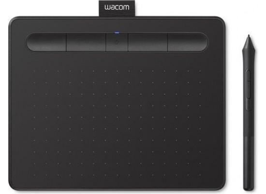 Wacom Intuos Bluetooth Creative Pen Tablet Small (CTL-4100WLK) - Black