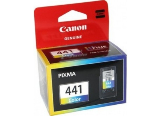 CANON Ink CL-441 for Inkjet Printing  - CMY (Tri Colour Pack)
