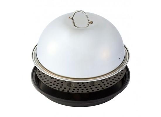 LG 39L 1100W Grill Microwave (MJ3965ACS) - 4