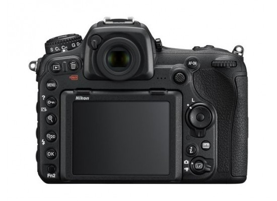 Nikon D500 20.9 MP 4K UHD Wi-Fi DSLR Camera (Body Only) – Black
