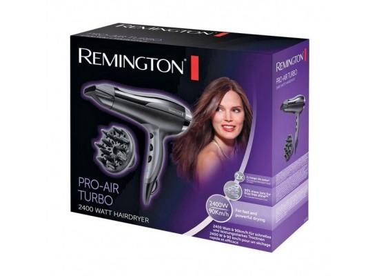 Remington Pro Hair Turbo Dryer 2400W (D5220) - Black