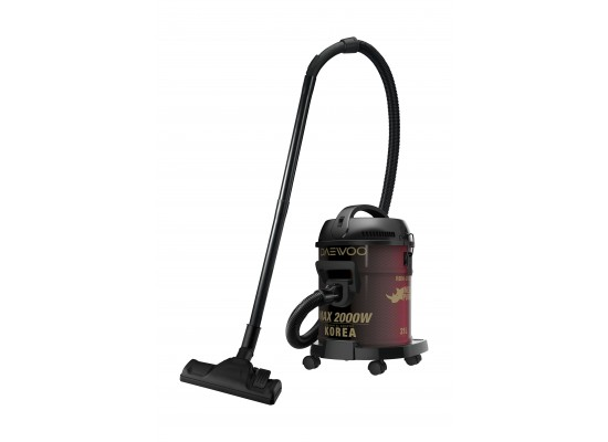 Daewoo 2000W 21L Drum Vacuum Cleaner (RBM-310)