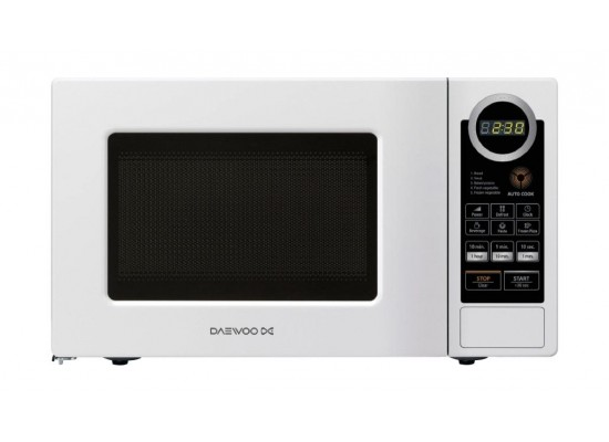 Daewoo 20L Microwave Oven (KOR-6L7W) - White