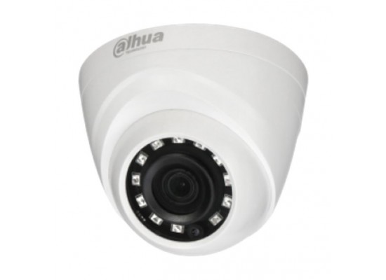 Dahua Indoor Security Camera (DH-HAC-HDW-1400RP) - White