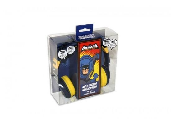 OTL Batman Kids Wired Headphone (DC0260) - Blue