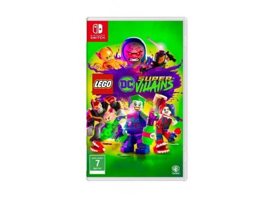 LEGO DC Super-Villains - Nintendo Switch Game