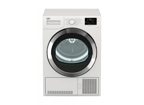 Beko 9 kg Front Loading Freestanding Condensation Dryer (DCY9316W) – White