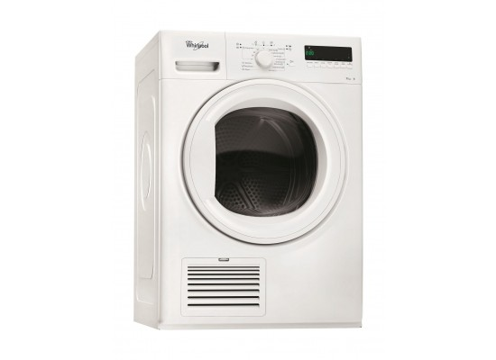 Whirlpool 7 kg Front Loading Condensation Dryer (DDLX 70113) – White