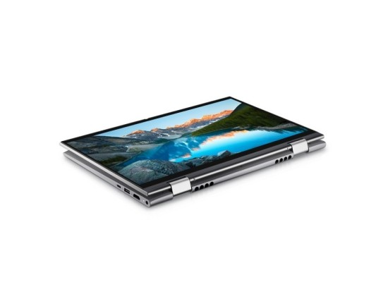 Dell Inspiron 14 Convertible Laptop silver buy in xcite kuwait