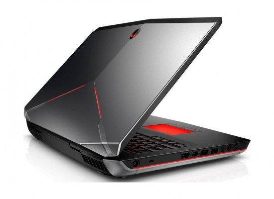 Dell Alienware 17 i7 16GB RAM 1TB HDD + 1TB SSD 17-inch Gaming Laptop - Silver