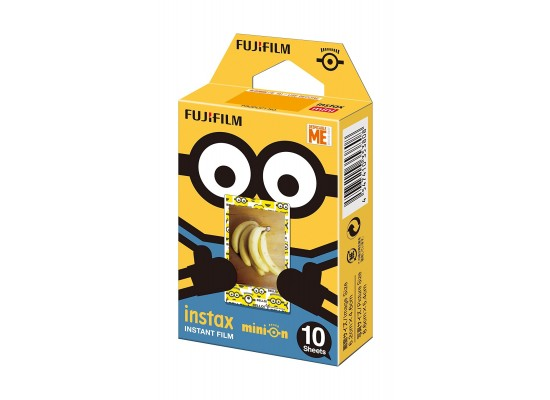 Minion Camera Case : Fujifilm minion instax mini 8 instant film camera xcite kuwait