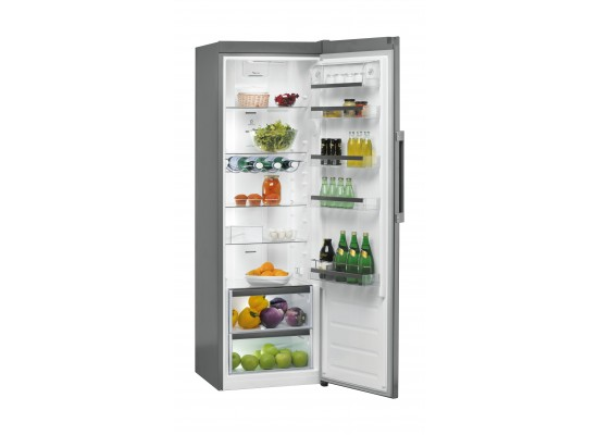 Whirlpool 13 CFT Single Door Refrigerator (SW8-AM2-D-XR-EX) - Stainless Steel