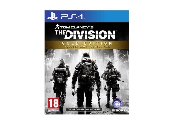 Tom Clancy's: The Division - Gold Edition - PS4 Game