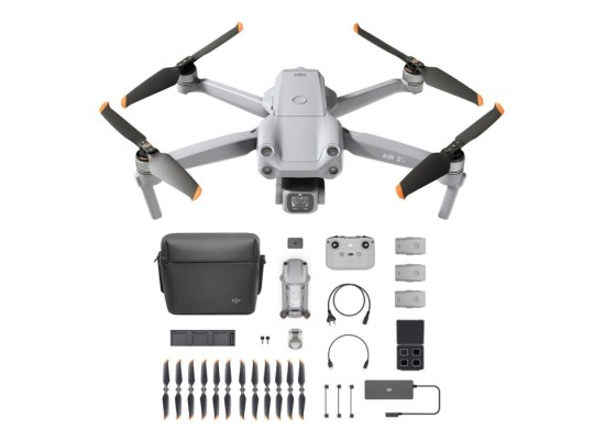 DJI Air S2 Fly More Combo Drone in Kuwait | Buy Online – Xcite