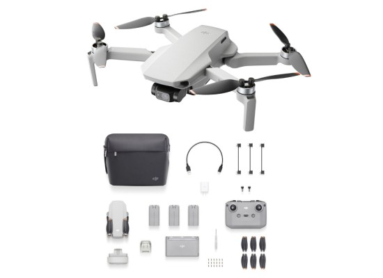 DJI Mini 2 Fly More Combo Drone with Accessories Buy Online Xcite Kuwait