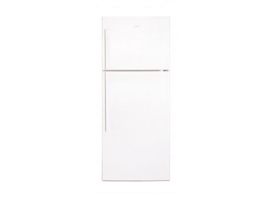 Beko 22 Cft. Top Mount Refrigerator (DN161600C) - White