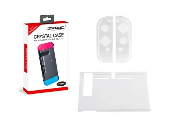 DOBE Nintendo Switch Console & Joy-Con Crystal Case (TNS-1710)