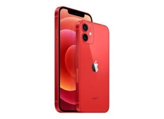 Apple iPhone 12 Mini 64GB 5G Phone - Red