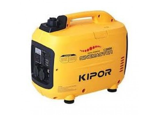 Kipor IG2000 Portable Generator - Yellow | Xcite Alghanim
