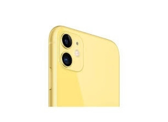 Apple iPhone 11 (128GB) Phone – Yellow