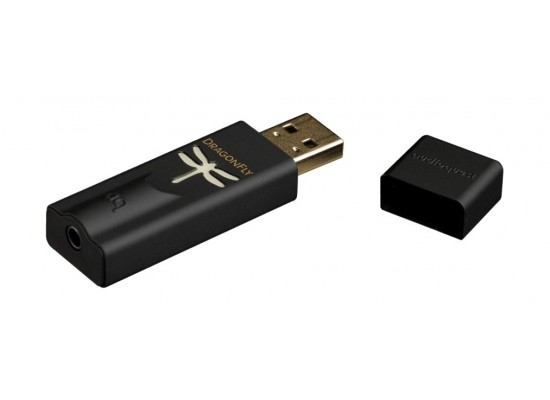 AudioQuest DragonFly 1.5M DAC Cable - Black