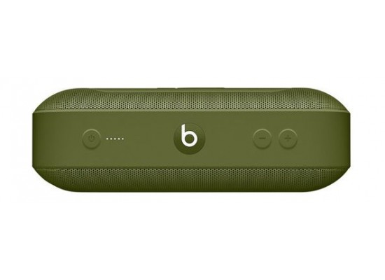 check out 0fa62 d801f Dr. Dre Beats Pill+ Portable Wireless Speaker - Turf Green