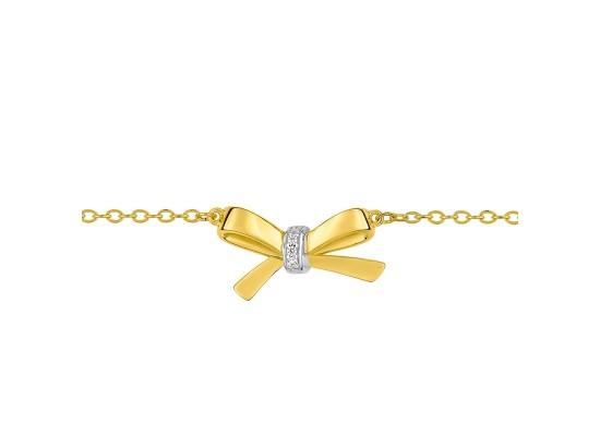 Fontenay Ladies Bracelet - Brass - Gold Plated  (DSB358Z18E) in Kuwait | Xcite Alghanim