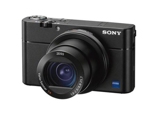 Sony Cyber-shot DSC-RX100 VA Digital Camera - Black